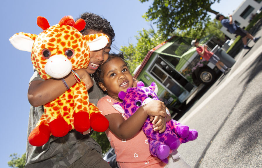 Henry Mayo's teddy bears bring smiles and comfort to children