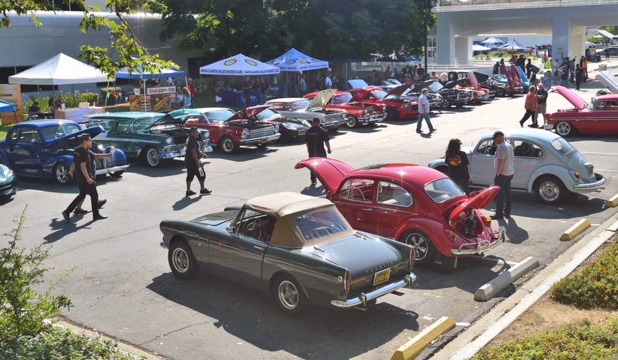 Rotary Club hosts 2nd Annual People's Choice Car Show