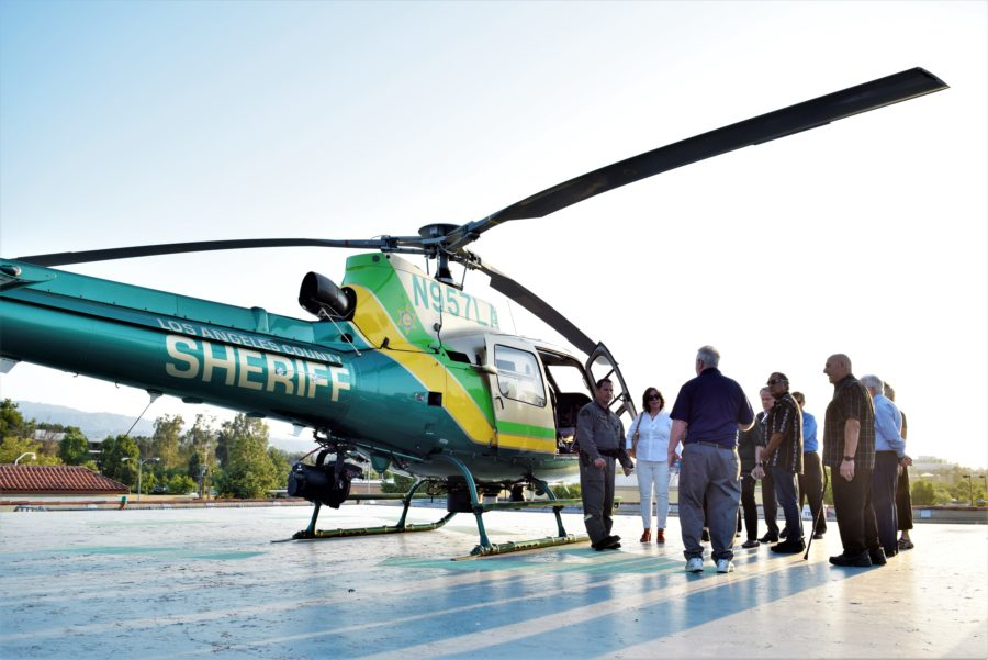 Sheriff's Foundation brings community leaders to station for unique fundraiser