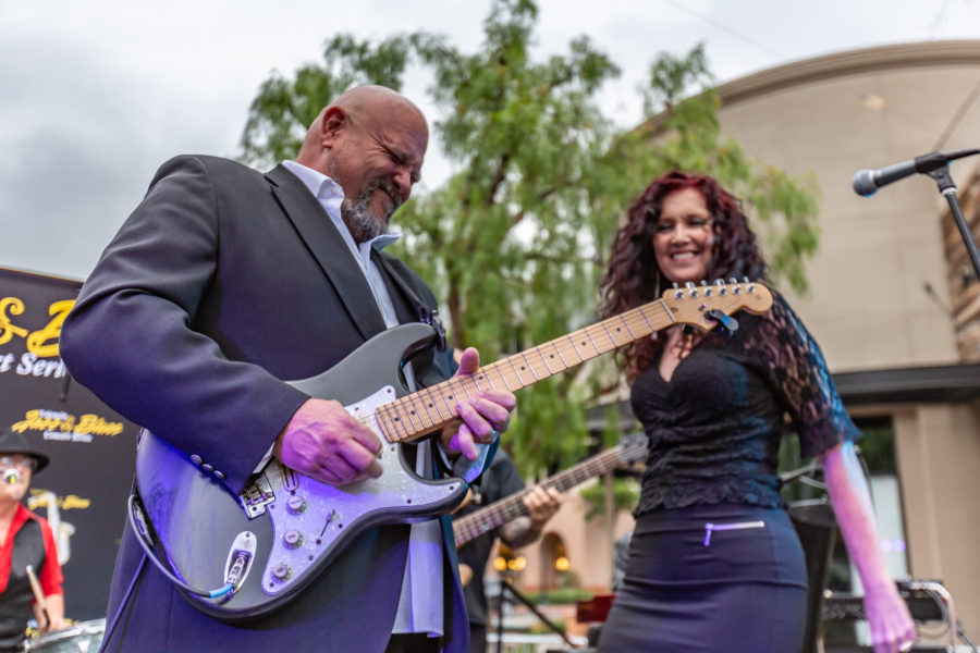 Another music-filled week with the Valencia Jazz & Blues Concert Series