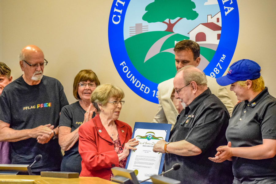 City Council officially recognizes June as 'Pride Month'