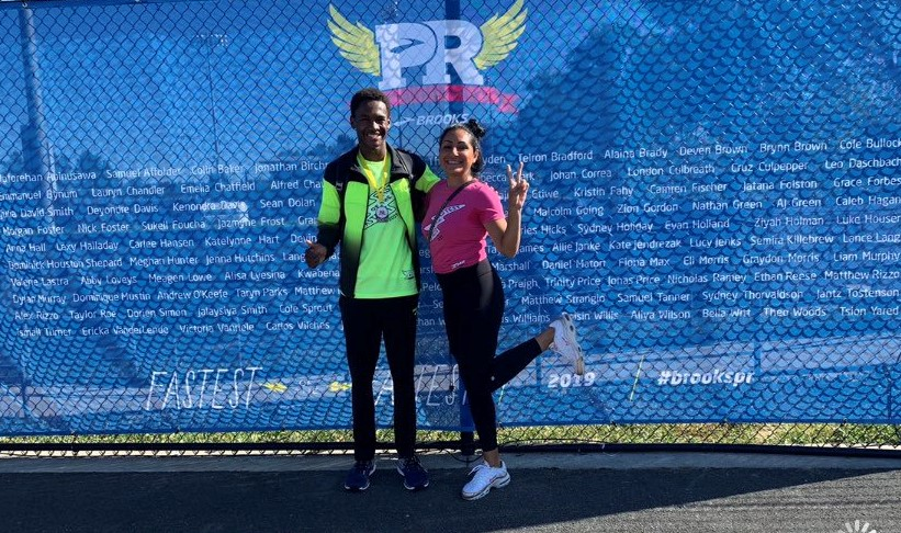 Foothill League track and field stars Cash and Strader excelling over summer