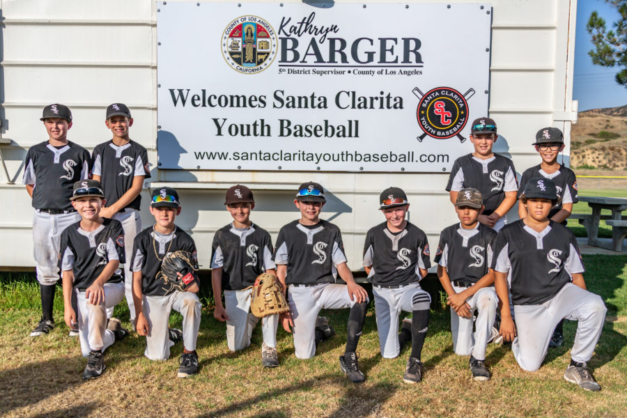 Santa Clarita Youth Baseball team to host fundraiser at Toppers Pizza