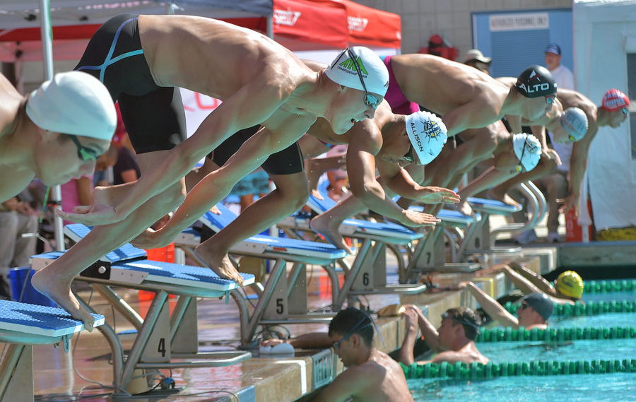 Swimmers impress on Day 2 of CA Speedo Summer Sectionals