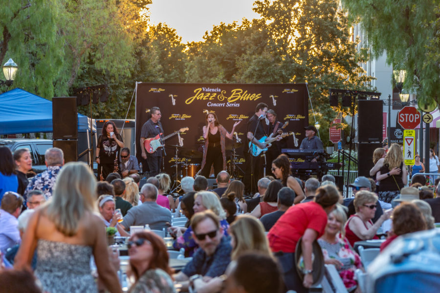 Valencia Jazz & Blues 2020 Concert Series canceled