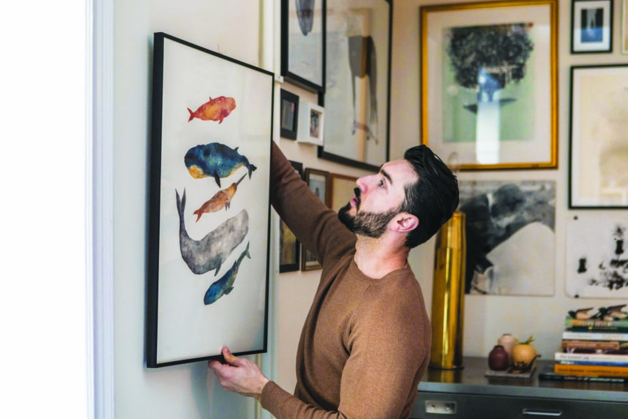 The art of buying art for your home