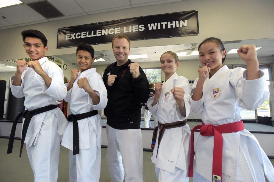Rising Sun Karate students headed to Pan American Games