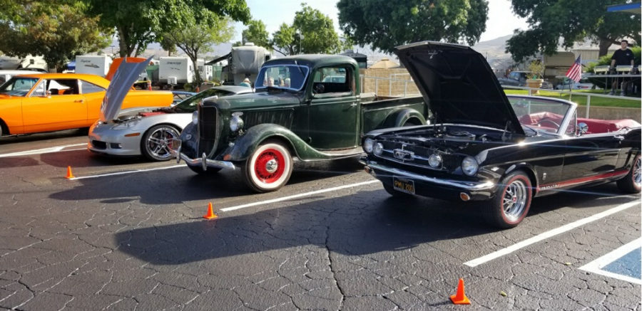 Car and bike show to benefit American Legion