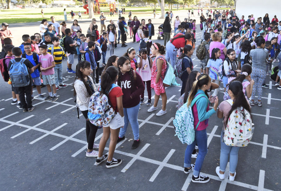 Masks, one-way hallways among county recommendations for reopening schools
