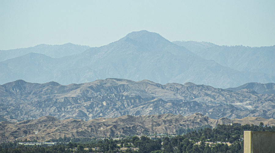 Unhealthy air quality forecasted for sensitive residents in SCV; weather a bit warmer