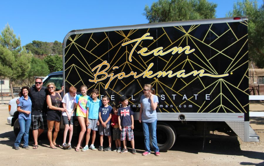 Carousel Ranch receives truck donation