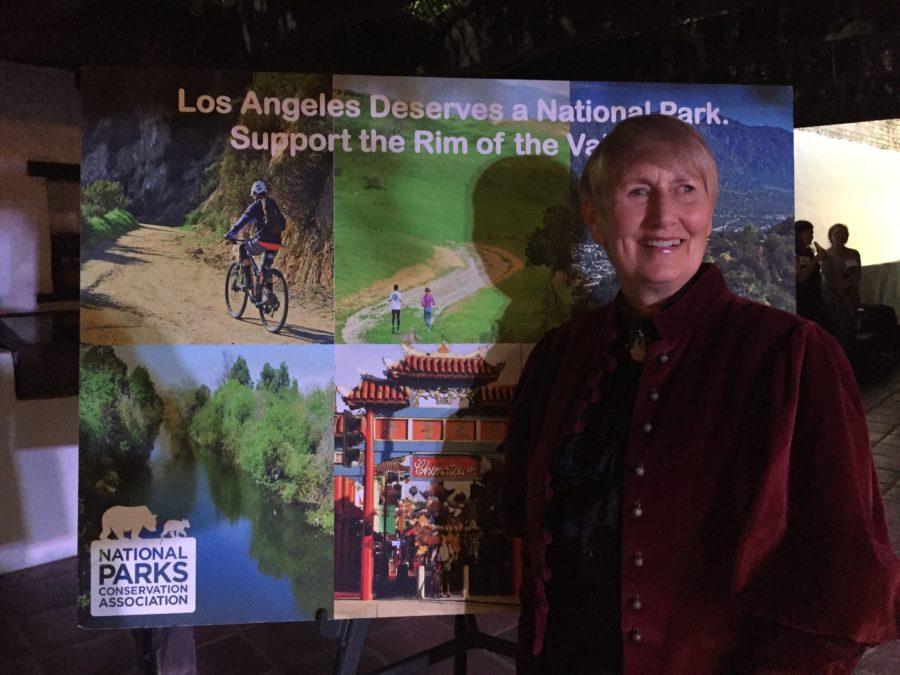 Weste recognized for work in Rim of the Valley Campaign