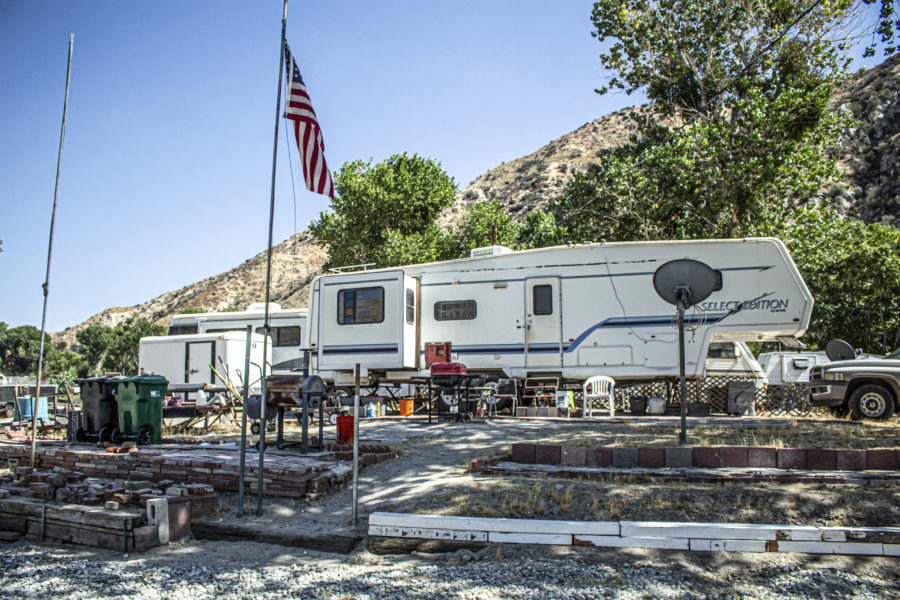RV park residents concerned after violation notice