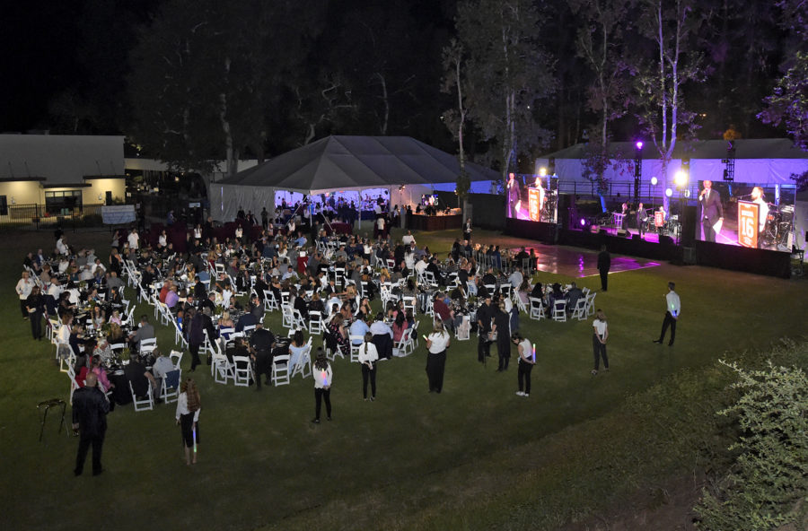 'An Evening Under the Stars' with the Michael Hoefflin Foundation