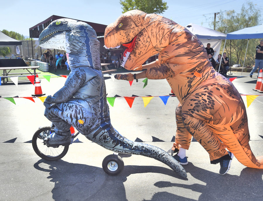 Trike Derby offers fun on three wheels, supports Child & Family Center