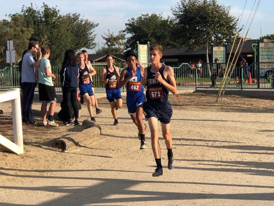 Knights' girls cross-country team wins Heritage League meet No. 2; boys earn fourth