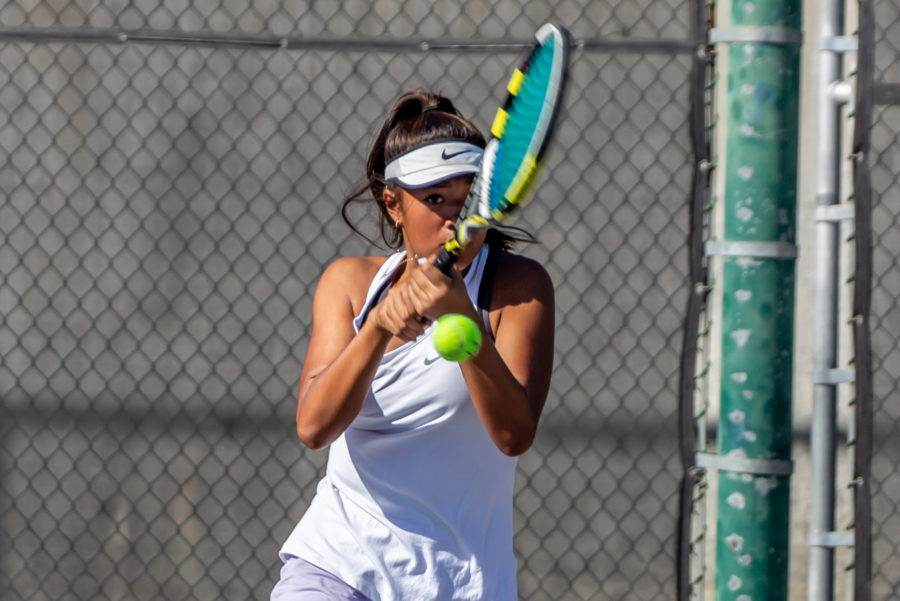 A look at Foothill League girls tennis at the midway point of the season
