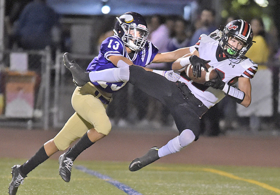 Hart and Valencia football set to renew rivalry this week