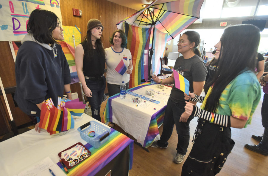 National Coming Out Day Celebration at COC