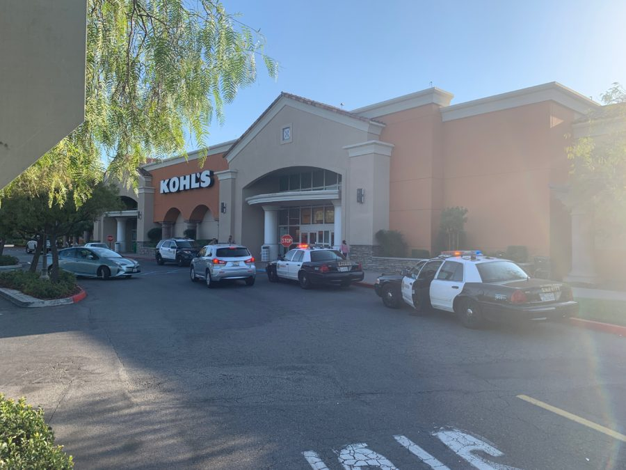 Deputies: Kohl's theft suspect takes $300 in merchandise, returns $100 before hitting parked car