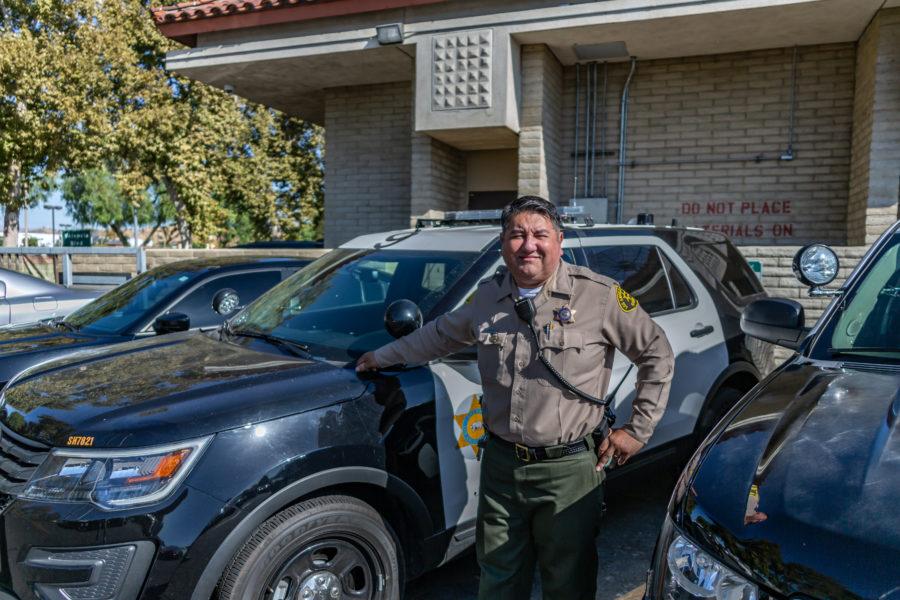 Luis Gaxiola — U.S. Army — Desert Storm — Santa Clarita Valley Sheriff's Station