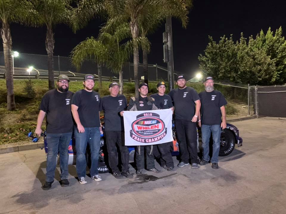 Saugus' Lucas McNeil wins second consecutive championship in Irwindale Race Trucks series