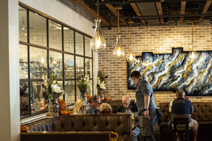 Best venues for an SCV business lunch