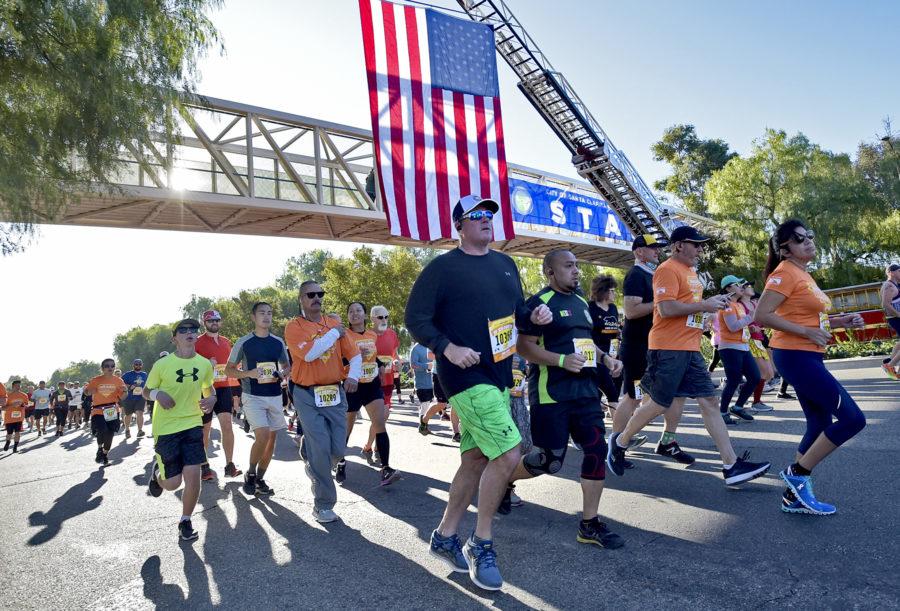 5k and 10k kick off Santa Clarita Marathon weekend