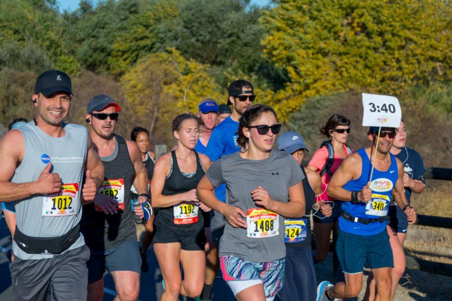 Runners return to Santa Clarita for marathon