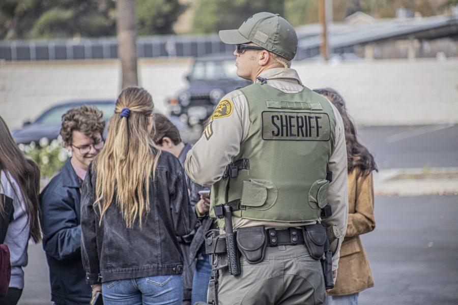 Sheriff's department investigates threats made against local schools