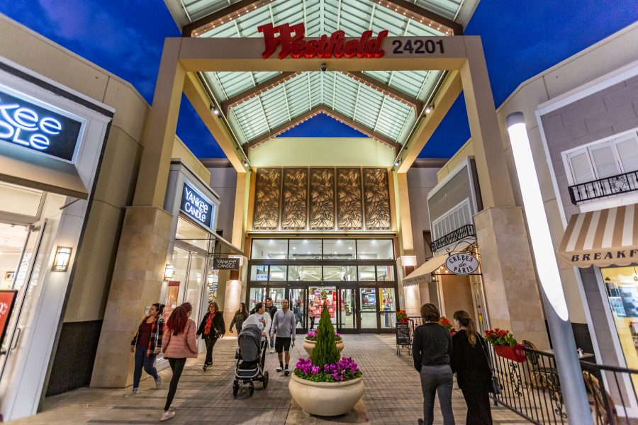 Westfield pushes back reopening amid protests