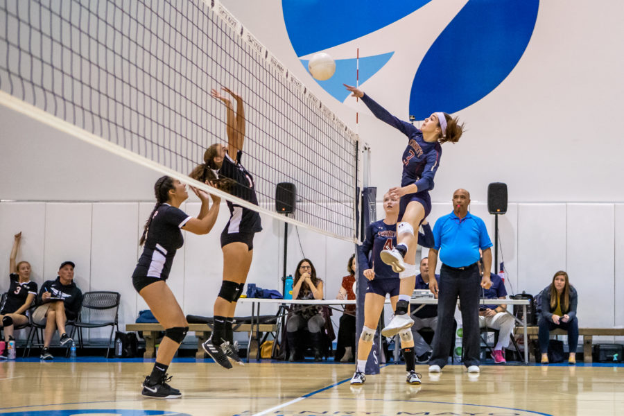 Trinity volleyball vying for first CIF-SS title
