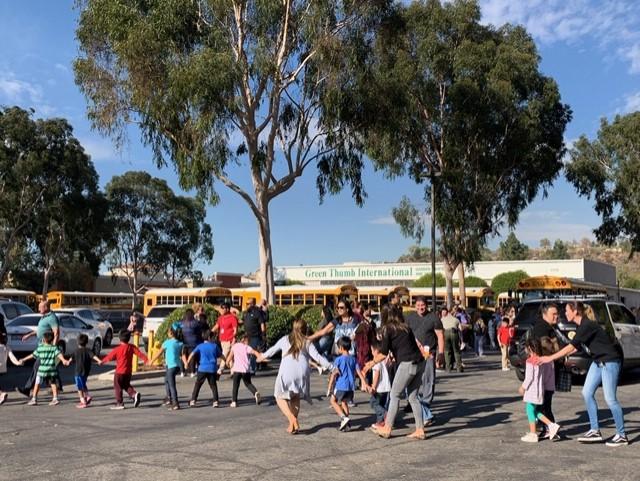 Jake Fire: McGrath Elementary on evacuating
