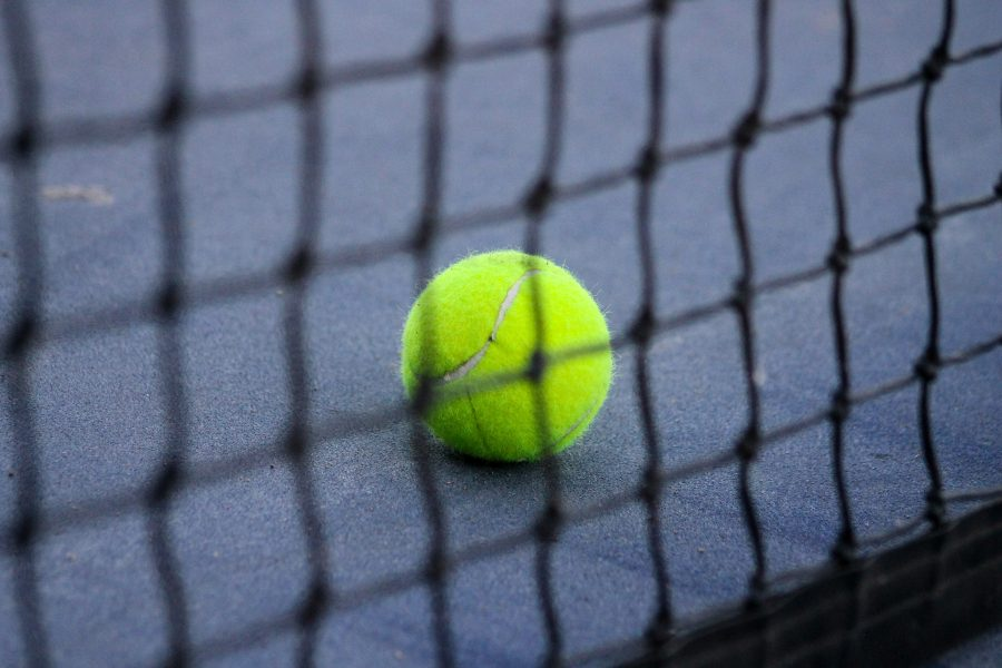 Hart boys tennis finally defeats Crespi on new tennis courts
