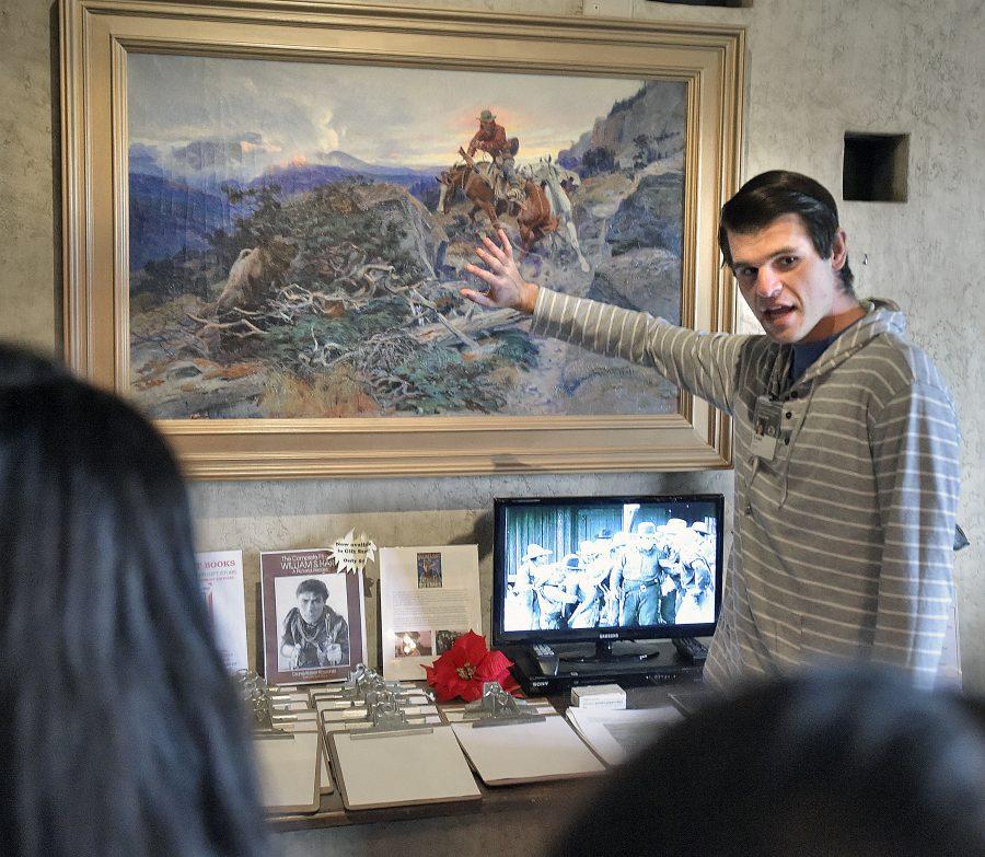Hart museum hosts historical scavenger hunt
