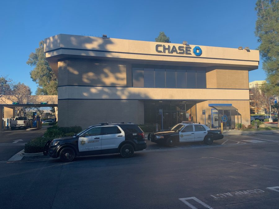 Chase bank robbery suspect arrested
