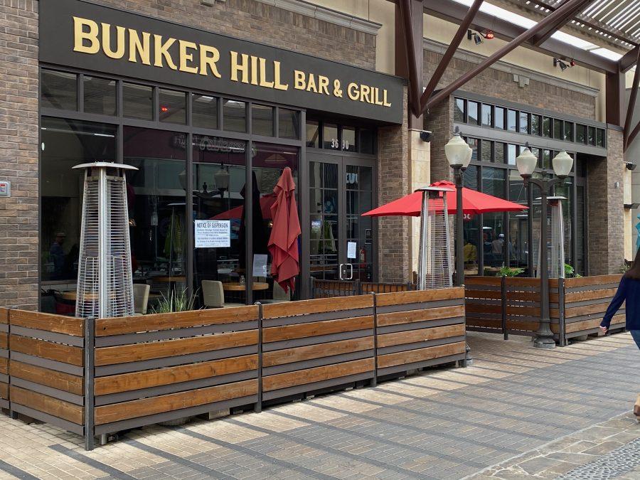 Bunker Hill liquor license suspended