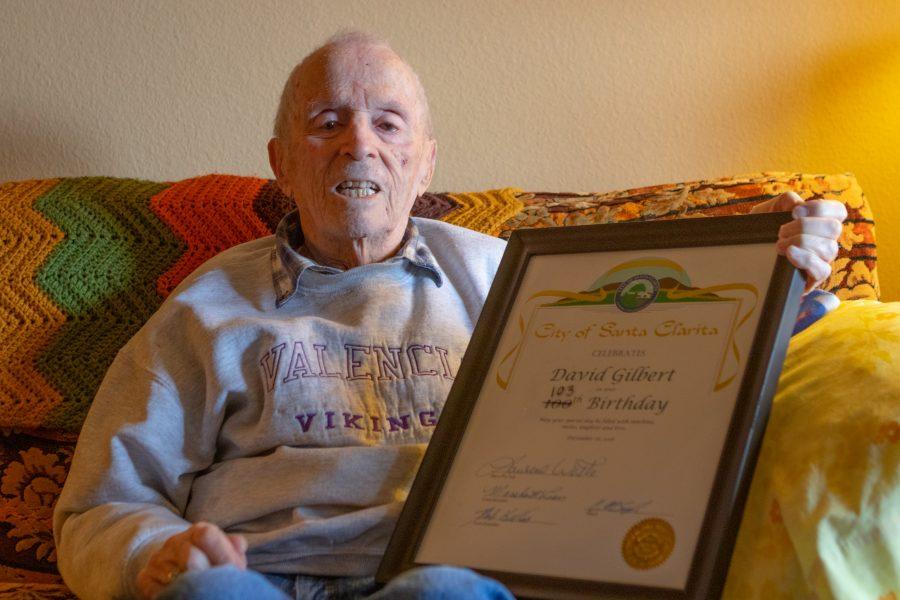 Longtime SCV resident turns 103