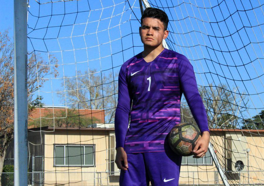 Hart goalkeeper Lucas Enriquez finds his calling
