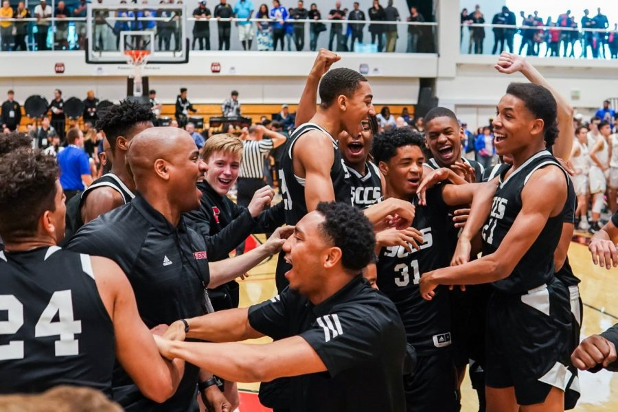 SCCS boys hoops wins CIF-SS title against St. Francis