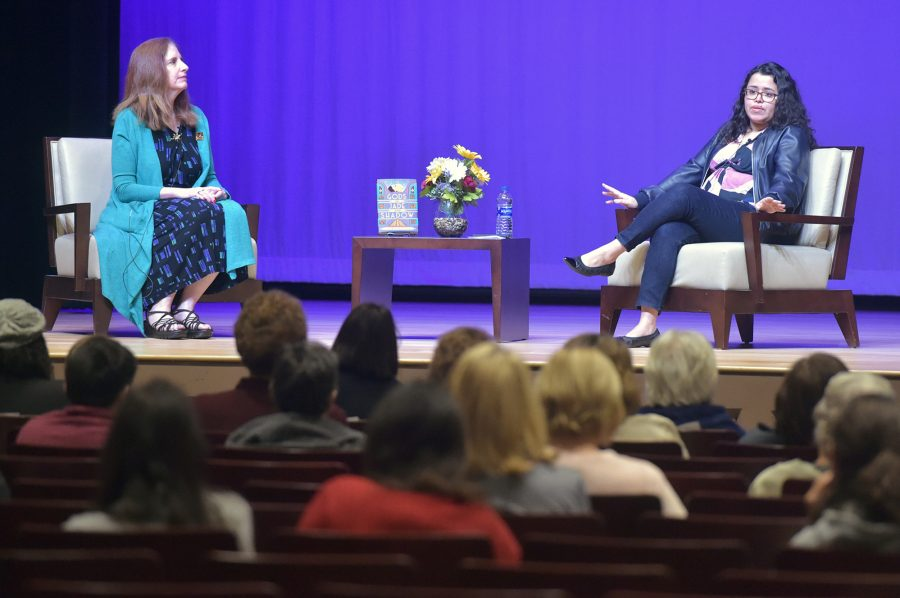 One Story One City author highlights her book