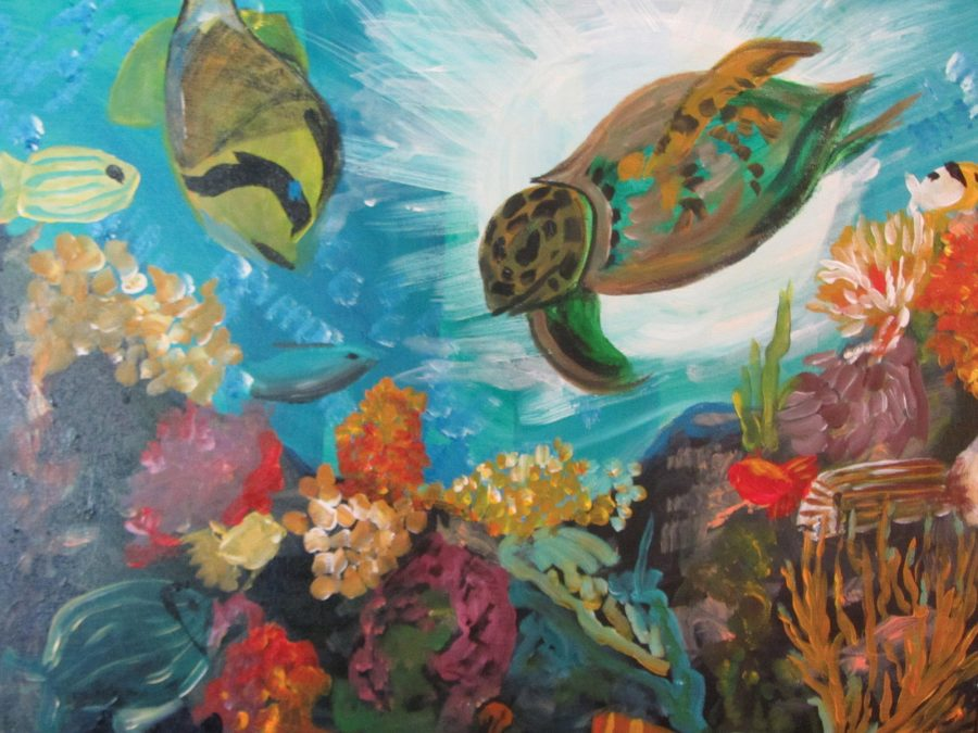 Under the Sea exhibit to feature SCV artists
