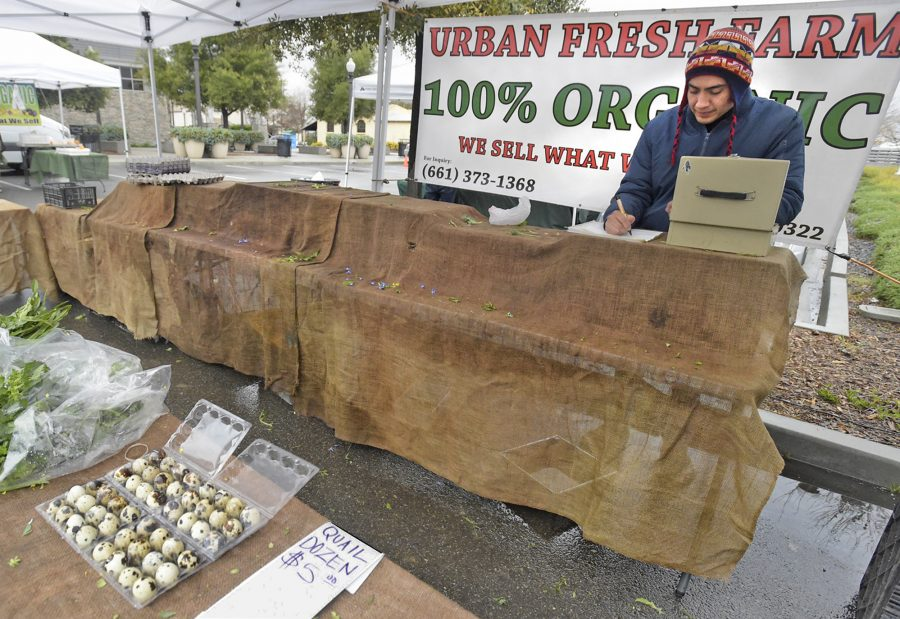 Business up 50% at local Farmers Market