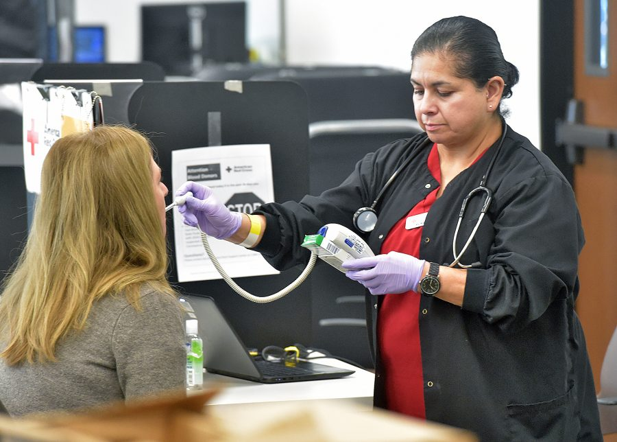 Henry Mayo to host two blood drives