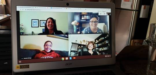 Hart District shares uplifting distance learning stories