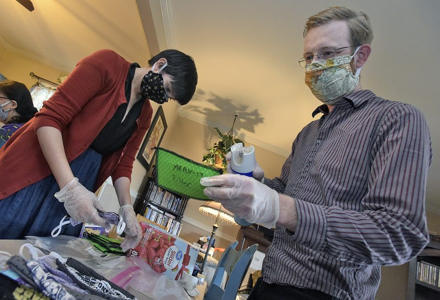 Santa Clarita participates in global effort to create personal protective equipment