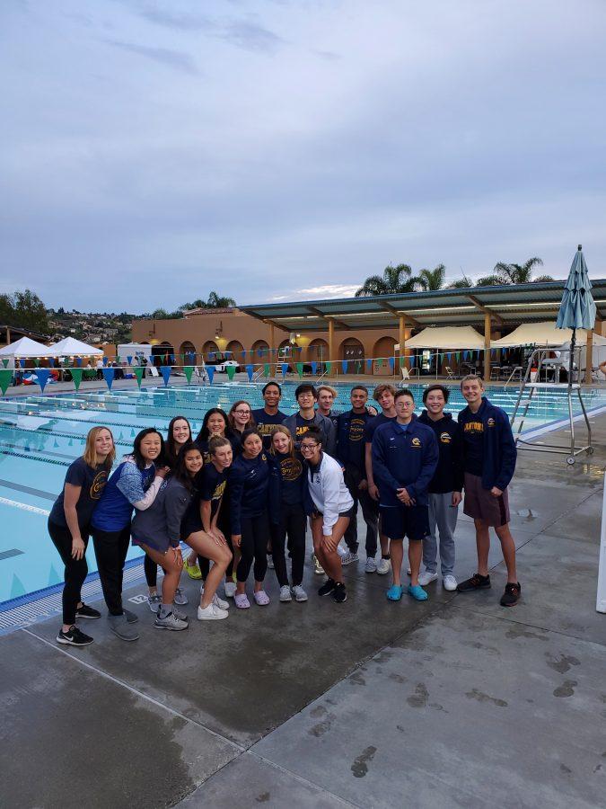 Canyons Aquatic makes history at CA/NV Speedo Sectional Championships