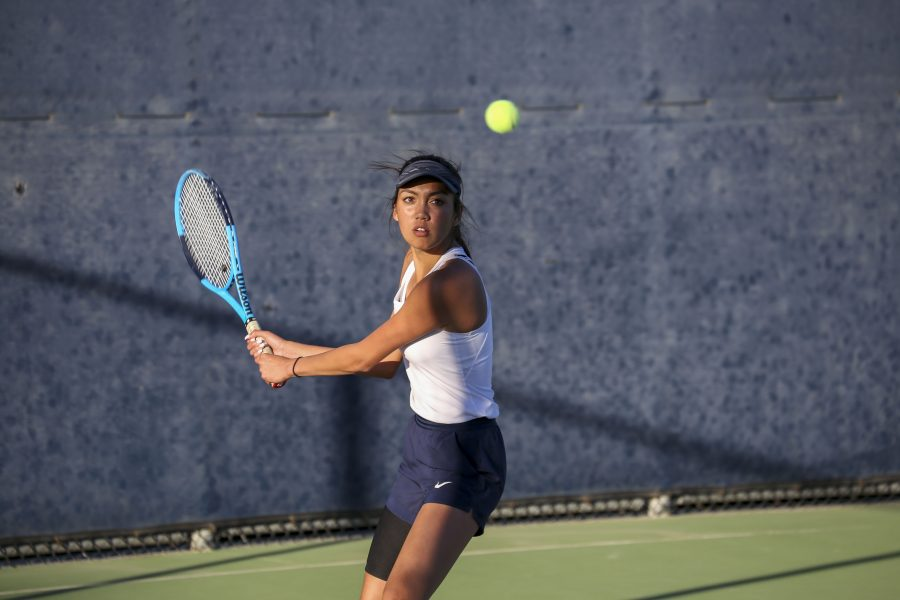 COC women's tennis features a collection of SCV talent