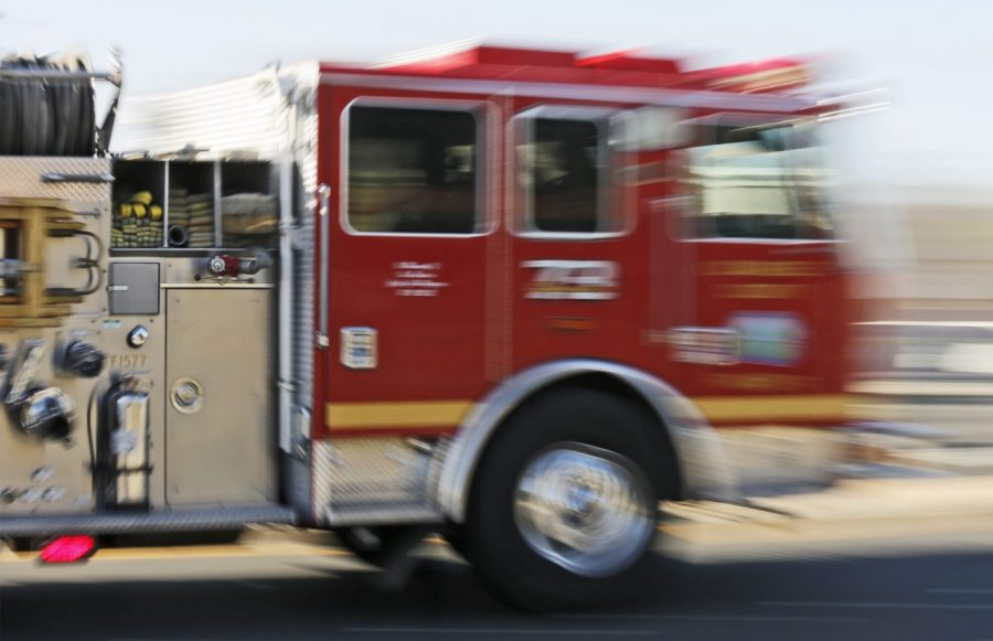 1 ejected from vehicle after crash on 14