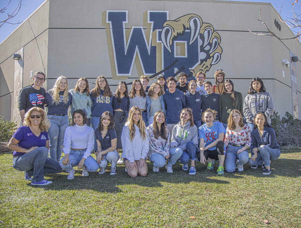 West Ranch students receive mental health first aid training